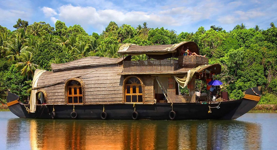 houseboat cruises in goa